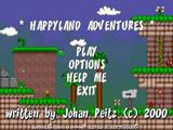 Happyland adventures Xmas